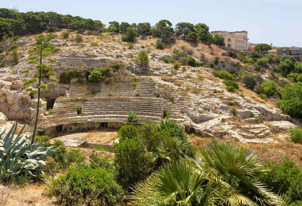 Amphitheater Cagliari