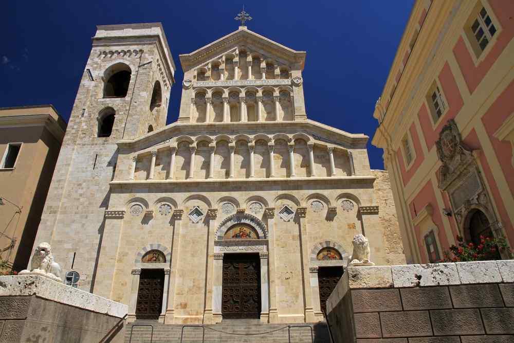 Kathedrale Cagliari