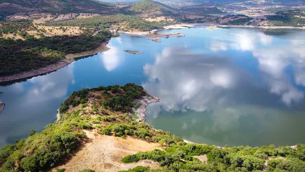 Vielfältige Natur Sardinien